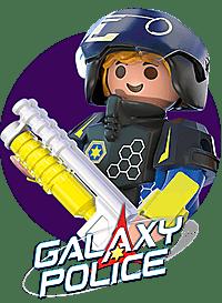 Playmobil® Galaxy Police