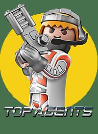 Playmobil® Top Agents