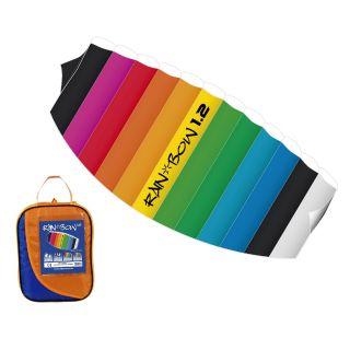 Rhombus mattress kite Rainbow 1.2 0911835