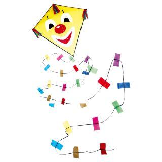 Rhombus Clown Diamond Kite 0911029