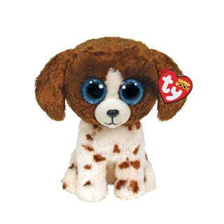 Ty Beanie Buddy Muddles Dog, 24cm 2007525