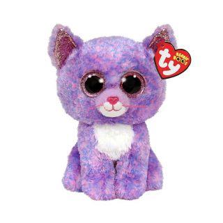 Ty Beanie Buddy Cassidy Cat, 24cm 2007529