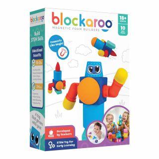 Blockaroo Robot Box, 10 pcs. 301001
