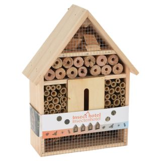 Insect hotel Wood, 30cm VH2000140