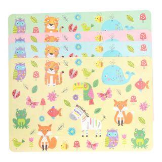 Placemat Animals, 12pcs. CY2702250