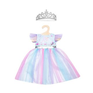 Heless - Doll Dress Fairy and Unicorn with Crown, 28-35 cm 1130