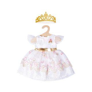 Heless - Doll dress Princess with Crown, 28-35 cm 1132
