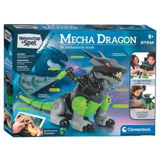 Clementoni Science & Game Robotics - Mecha Dragon 56018