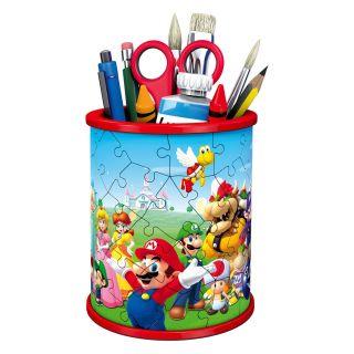 Ravensburger 3D Puzzle - Pencil Box Super Mario 112555