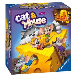Ravensburger - Cat & Mouse Game 245581