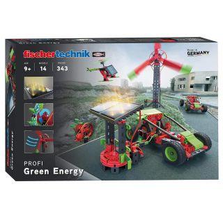 Fischertechnik Profi - Green Energy 559879