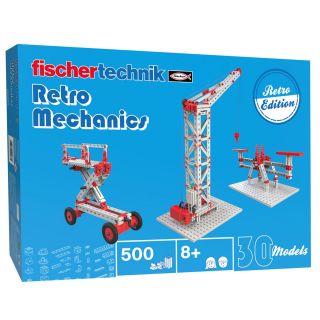 Fischertechnik Profi - Retro Mechanics 559885