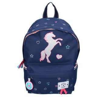 Milky Kiss Backpack Horses 037-1820