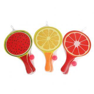 Sun Fun Beachball Set Fruit 720364