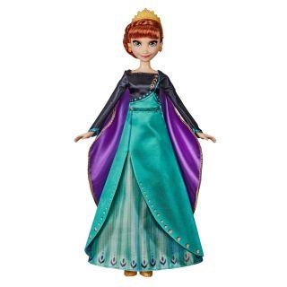 Hasbro - Frozen 2 Musical Adventure Anna Fashion Doll E8881XE0