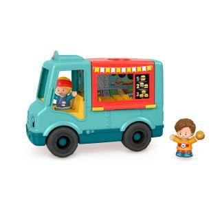 Little People - Fisher Price Little People Hamburger Truck HBP25
