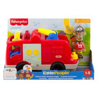 Little People - Fisher Little People - Big Fire Engine HCJ35