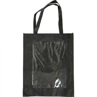 Creativ Company - Shoulder Bag with Plastic Front Black 49982