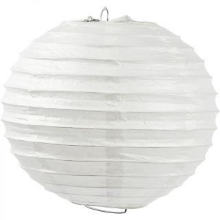 Creativ Company - Rice Paper Lamp White, 35cm 500281
