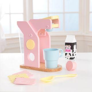 Ensemble Café - Couleurs pastels
