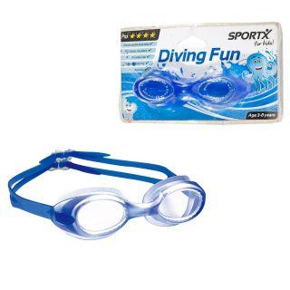 Jouet-Plus Lunettes natation enfant bleu