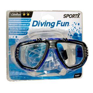 Jouet-Plus Masque natation adultes 0767003