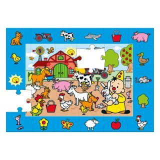 Studio 100 Puzzle Bumba 30 pièces