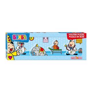 Studio 100 Puzzle Bumba  Mini docteur, 4 pièces