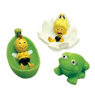 Jouet-Plus Figurines pour le bain Maya l'Abeille, 3pcs