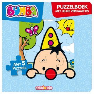Studio 100 Livre de 5 puzzles Bumba