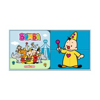 Bumba Cardboard Book and Puzzle