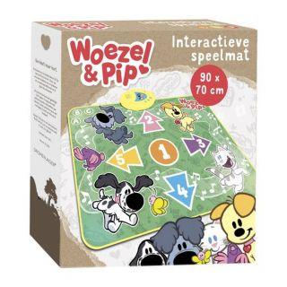 Woezel & Pip Interactive play mat