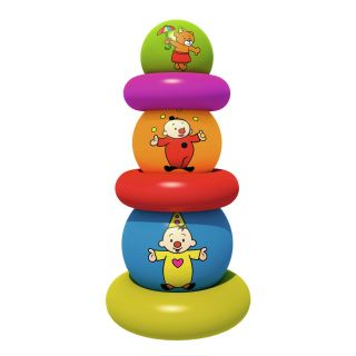 Bumba Stacking Tower with Balls