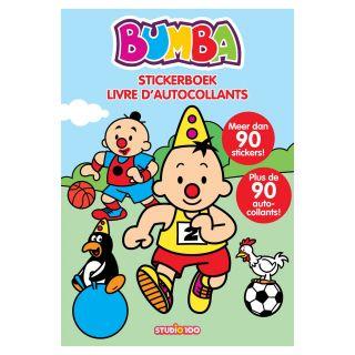 Bumba Sticker Book