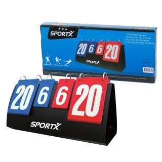 SportX Scoreboard