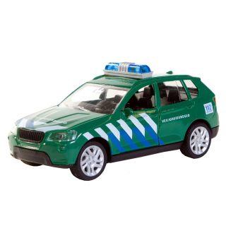Jouet-Plus Voiture de sécurité routière avec sirène