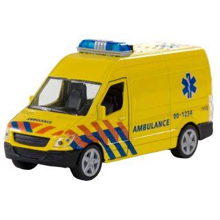 Jouet-Plus Ambulance avec son et lumière