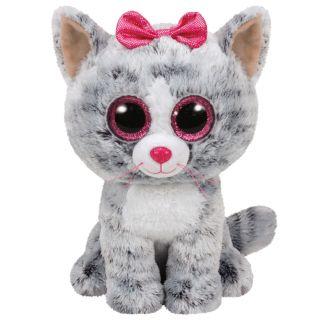 Ty Beanie Buddy Hug Cat-Kiki