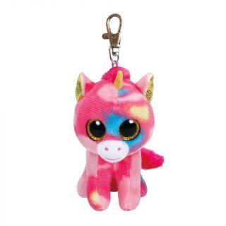 Ty Beanie Boo Keychain Fantasia unicorn