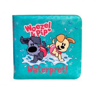 Jouet-Plus Livre de Woezel et Pip Bath