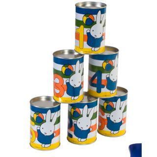 Jouet-Plus Jeu de lancer Miffy