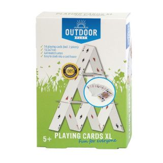 Outdoor Play Great Card Game