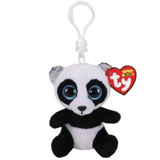 Ty Beanie Boo's Clip Bamboo Panda, 7cm