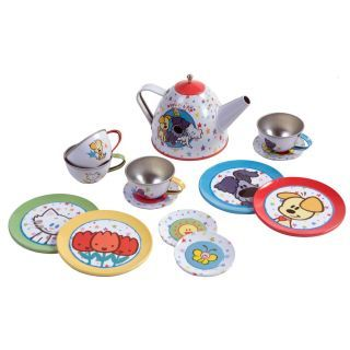 Woezel and Pip Tea service Tin