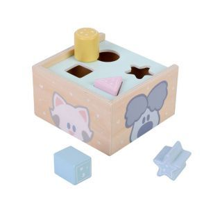 Woezel and Pip Baby Shape Sorter