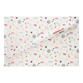 Jouet-Plus Papier cadeau imprimé images, 300 x 50 cm