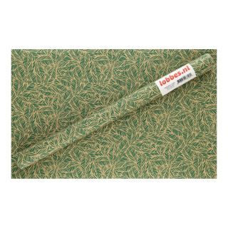 Jouet-Plus Papier cadeau Jungle 100% Recyclé, 300 x 50 cm
