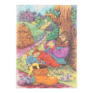 Fairytale puzzle - Tom Thumb, 36st.