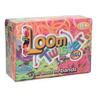 Loomset Twister, 14.400 pcs + accessories