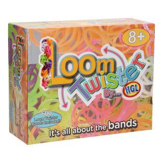 Loom Twister XXL Package, 21,600 pcs.
